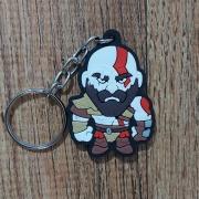 Caveiro Borracha - Kratos (God of War)