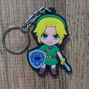 Caveiro Borracha - Link (Zelda)