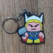 Chaveiro Borracha -  Thor