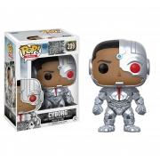 Funko Pop - Cyborg 209 (Liga da Justiça, Dc)