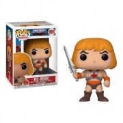 Funko Pop - He-Man 991 (Masters of the Universe)
