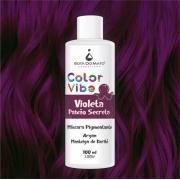 Mascara Pigmentante Color Vibe - Violeta Paixão Secreta 100ml