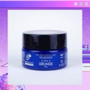 Tonalizante Kamaleão - Grunge 100g (Azul) Maíra Medeiros