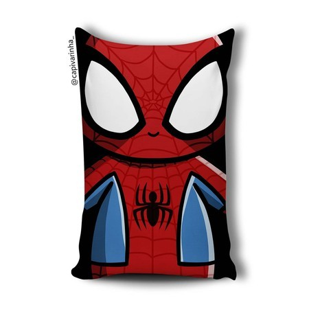 Almofada Capivarinha - Homem Aranha