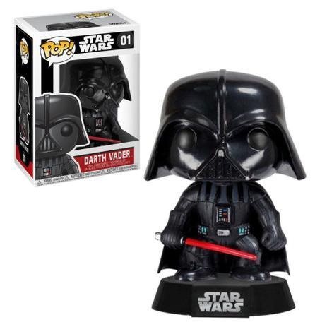 Boneco Funko Pop - Darth Vader 01 (Star Wars)