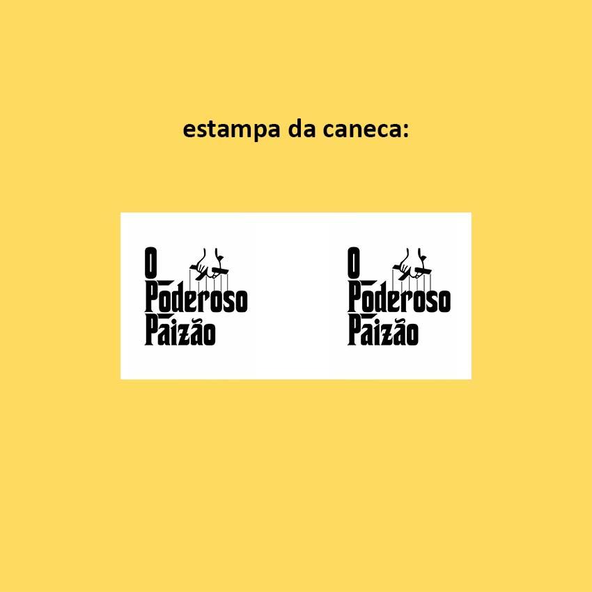 Caneca - O poderoso paizão