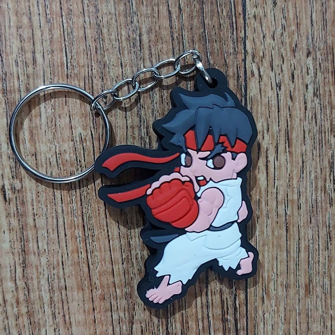 Caveiro Borracha - Ryu (Street Fighter)