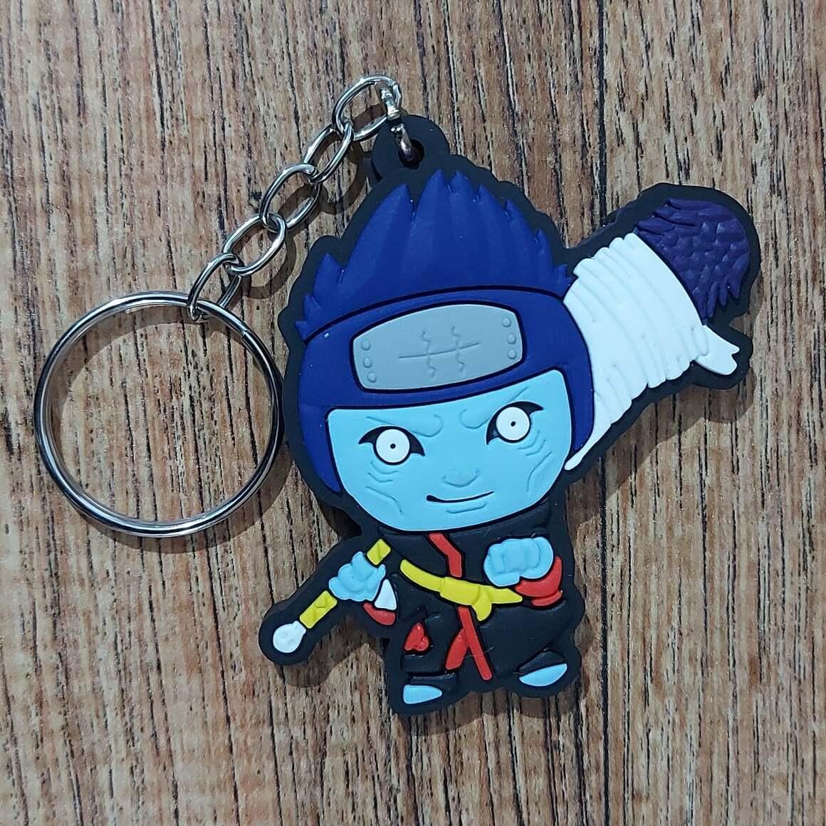 Chaveiro Borracha - Kisame (Naruto)