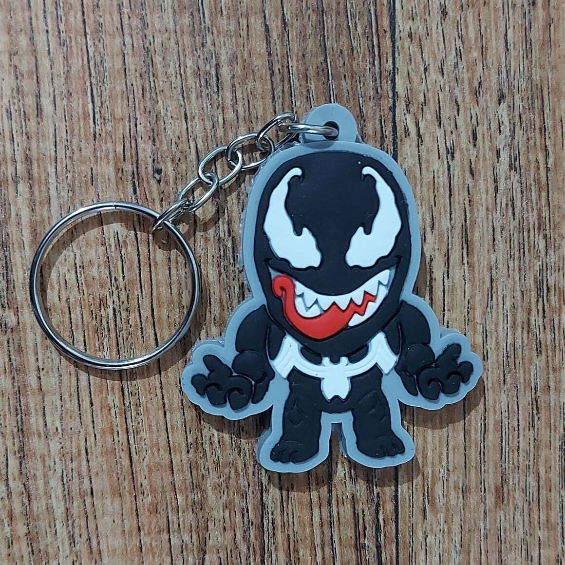 Chaveiro Borracha -  Venom