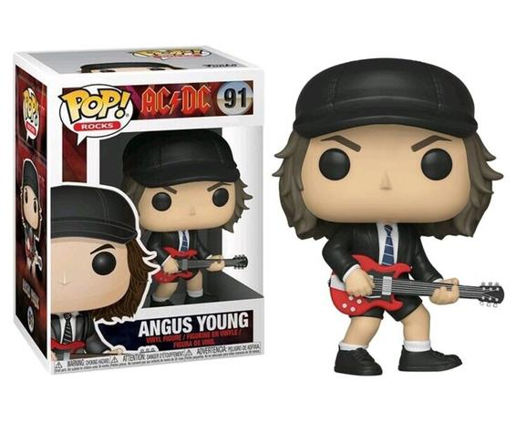 Funko Pop - Angus Young 91 (Ac/Dc)
