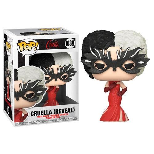 Funko Pop - Cruella (Reveal) 1039