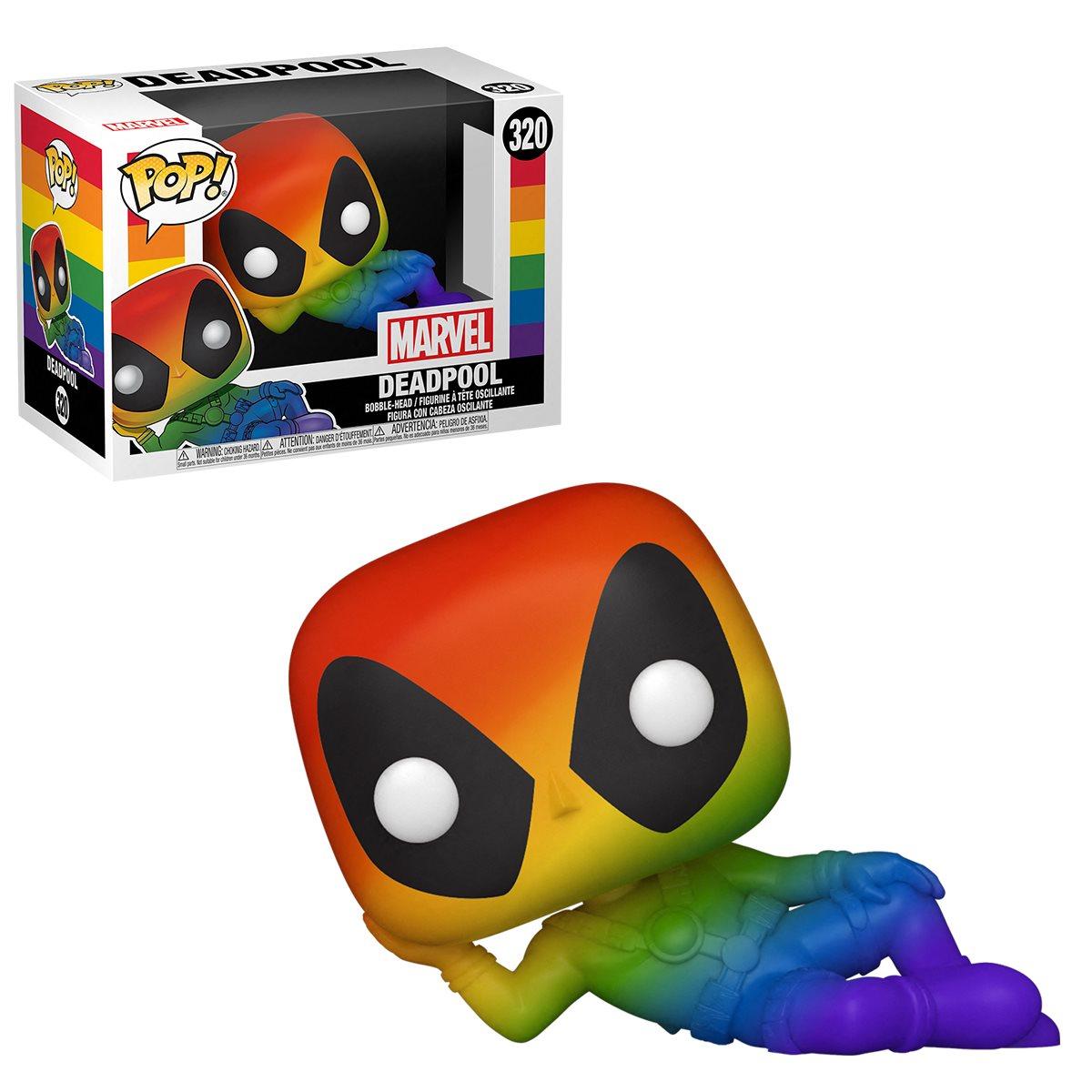 Funko Pop - Deadpool 320 Pride