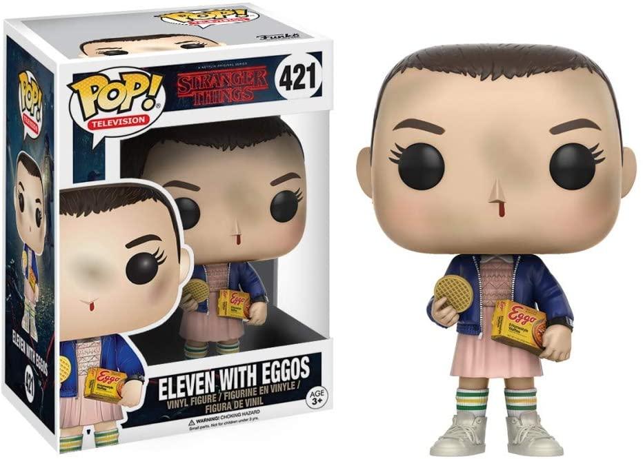 Funko Pop - Eleven with Eggos 421