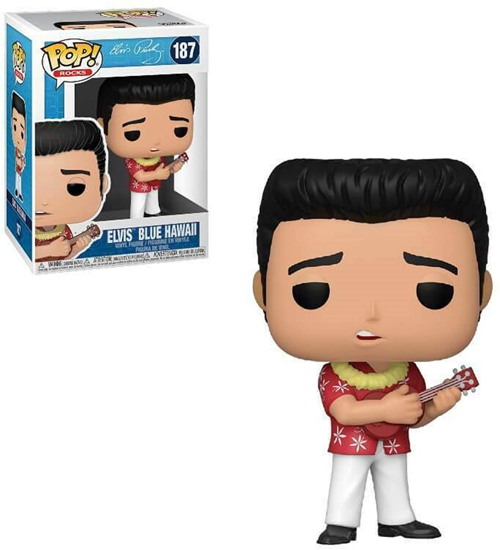 Funko Pop - Elvis Blue Hawaii 187