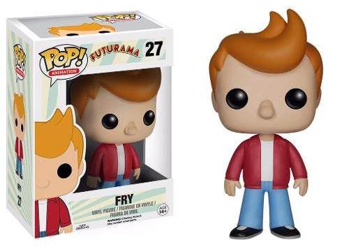Funko Pop - Fry 27 (Futurama)