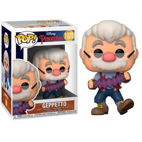 Funko Pop - Geppetto 1028 (Pinocchio)