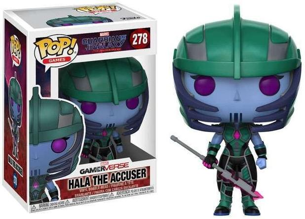 Funko Pop - Hala the Accuser 278 (Marvel)