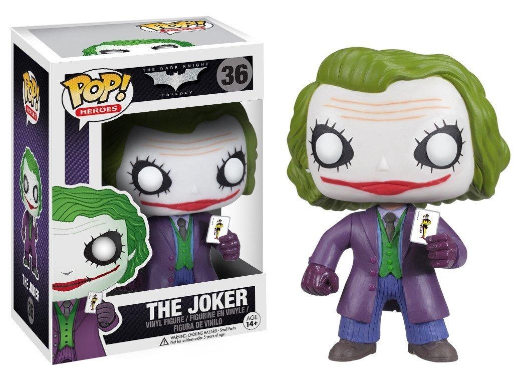 Funko Pop - The Joker 36 (Dc Comics, Coringa)