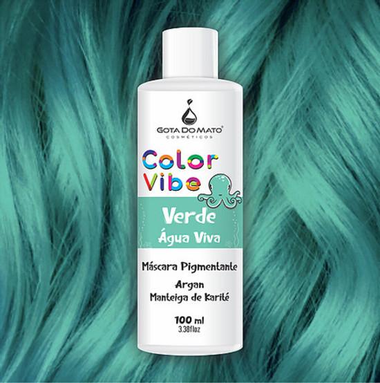 Mascara Pigmentante Color Vibe - Agua Viva 100ml