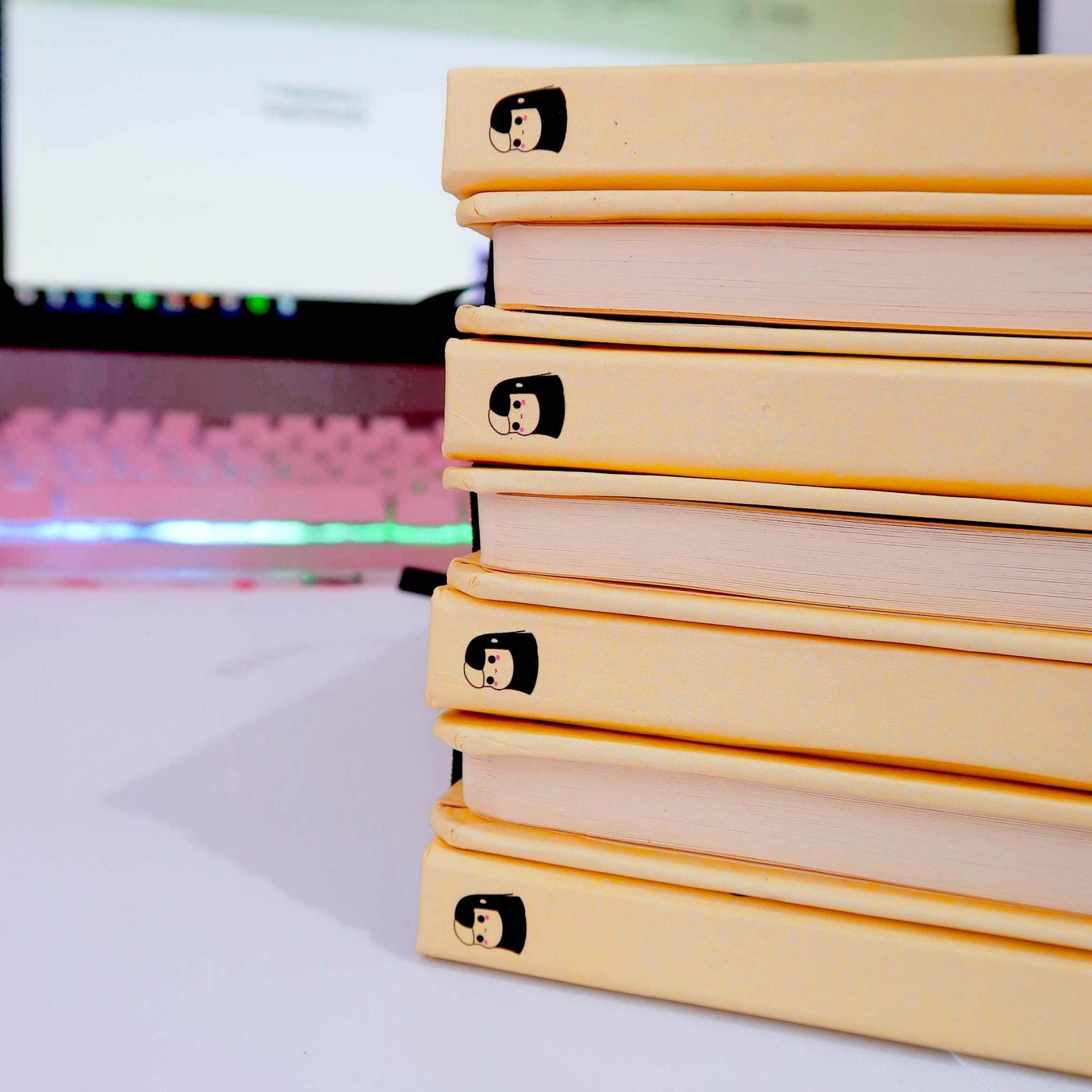 Sketchbook Capivarinha A5