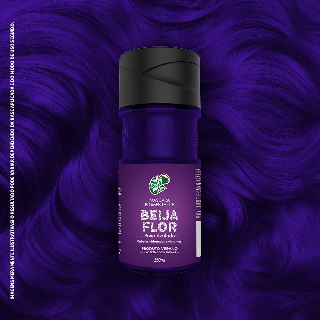Tonalizante Kamaleão - Beija Flor 150ml