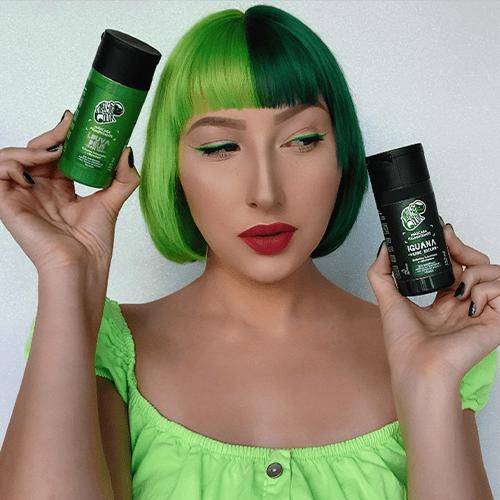 Tonalizante Kamaleão - Louva Deus (Verde Neon)