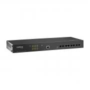 Central Pabx Intelbras Cip850 Ip c/ 50 Licenças Ip em Base