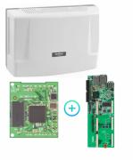Kit Central Pabx Impacta 68i C/ 01 Placa Base Icip + 01 Placa Codec