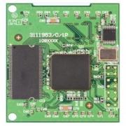 Placa Codec Icip Impacta 68i Intelbras