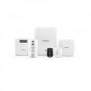 Sistema De Alarme S/ Fio Contra Roubo Amt 8000 - Intelbras