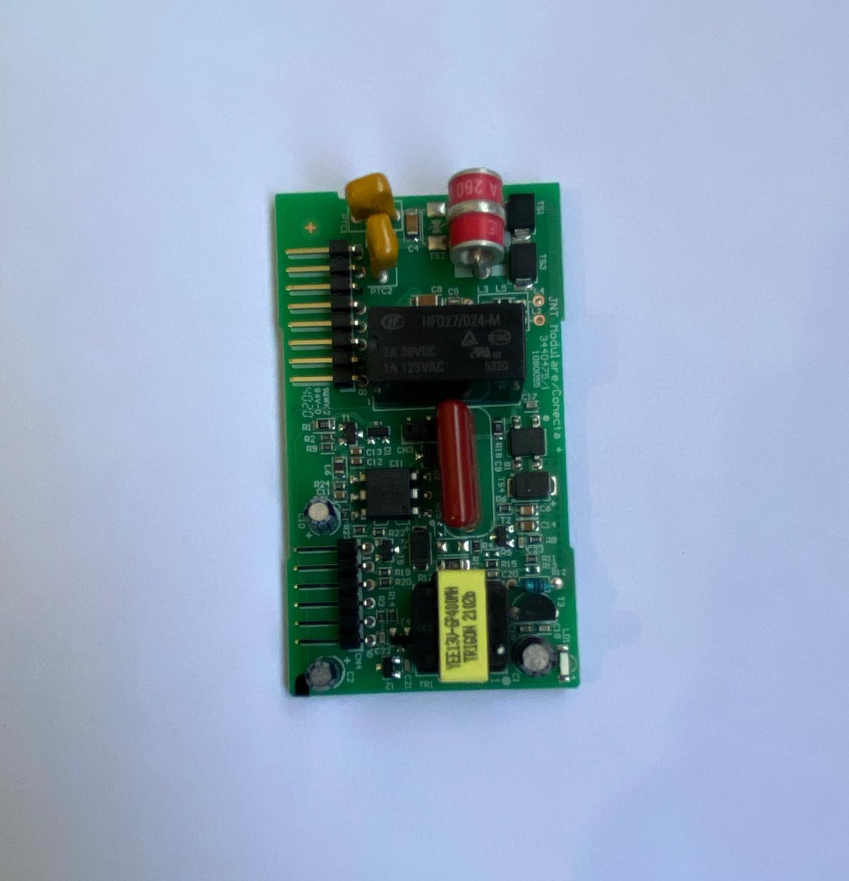 Placa 01 Linha Intelbras Conecta/Modulare+