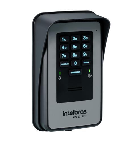 Porteiro Eletrônico Externo Xpe 1013 FIT Intelbras