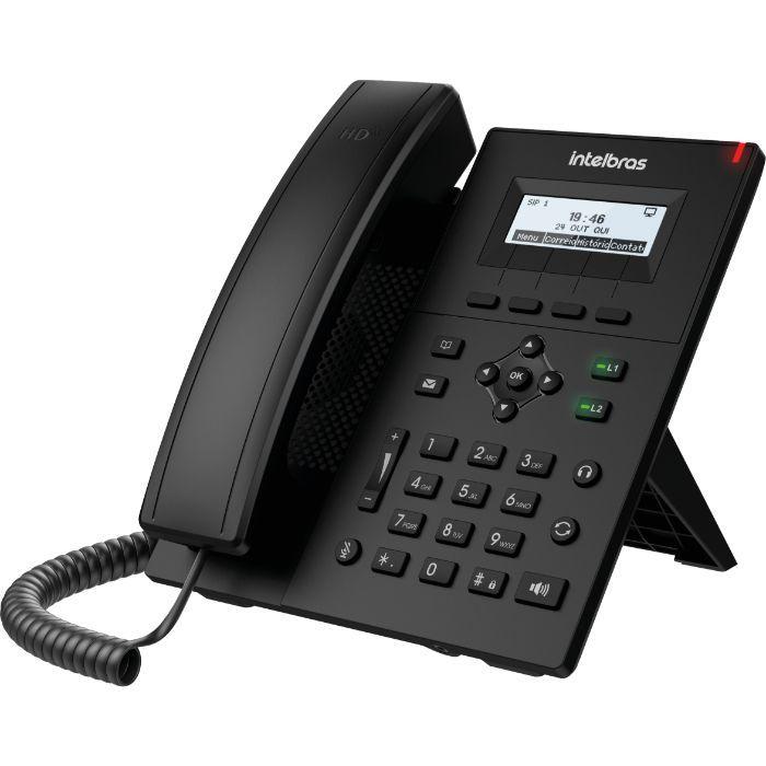 Telefone Ip Tip V3001 Intelbras