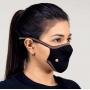 Máscara Protetora 2.0 Preta Cia Do Sono