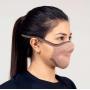 Máscara Protetora 2.0 Terracota Cia Do Sono