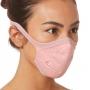 Máscara Protetora Infantil Rosa Cia Do Sono