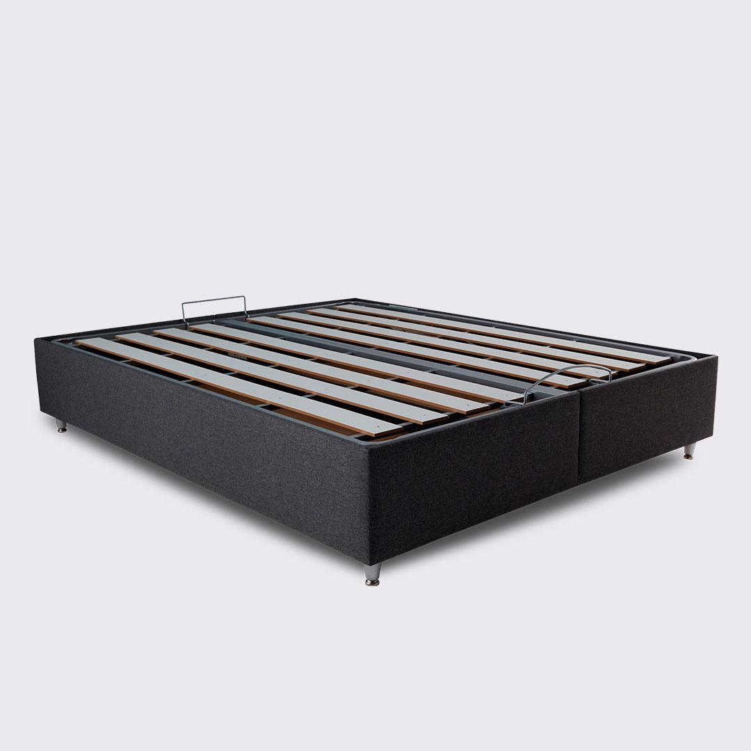 Cama Box Baú Cia Do Sono
