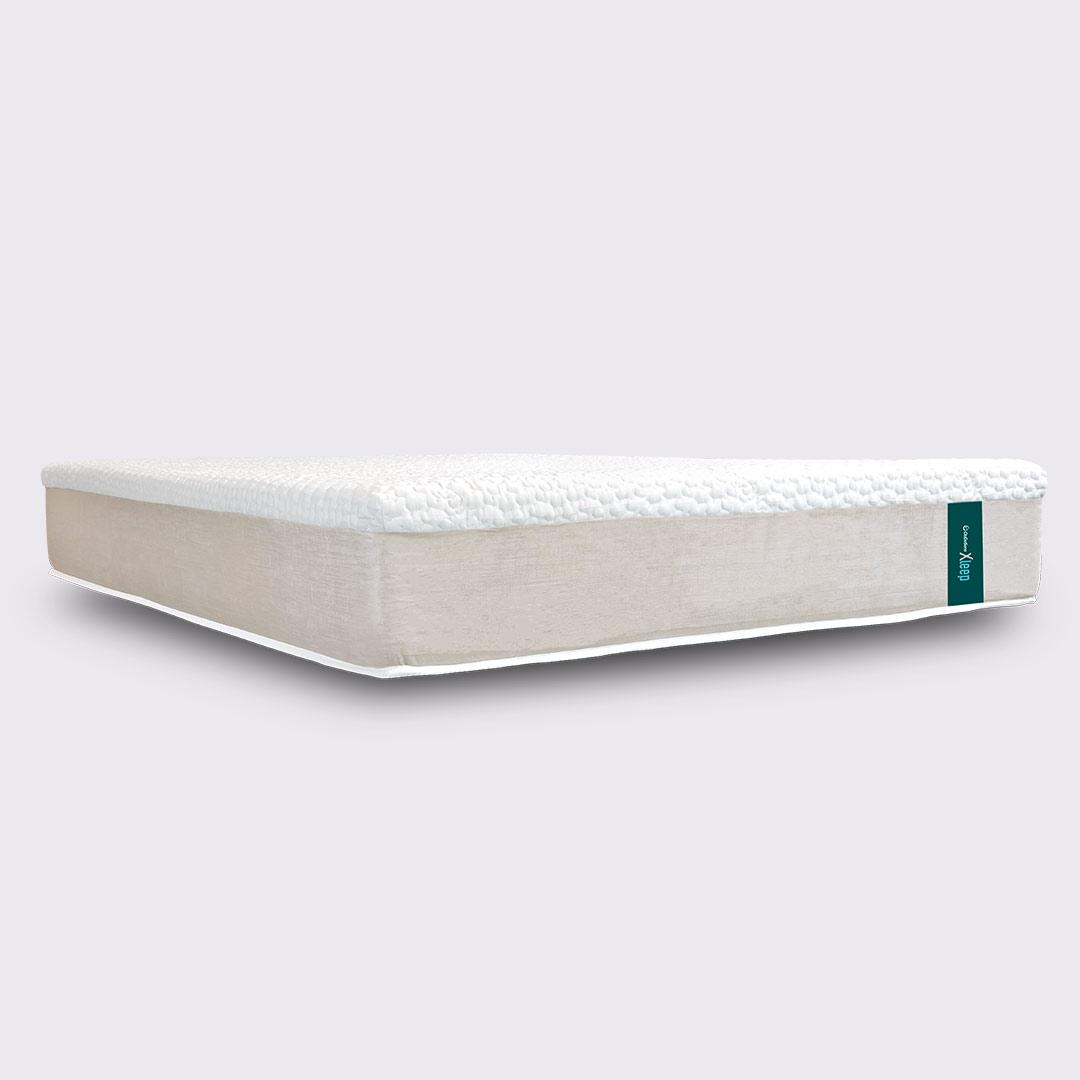 Colchão a Vácuo de Espuma com Infravermelho Longo Xleep Soft Cia Do Sono