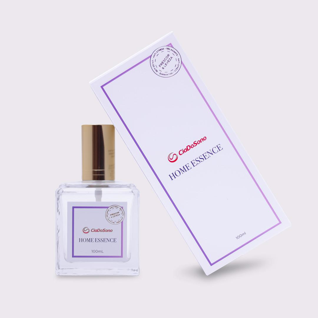 Perfume de Ambiente Home Essence Cia do Sono 100ml