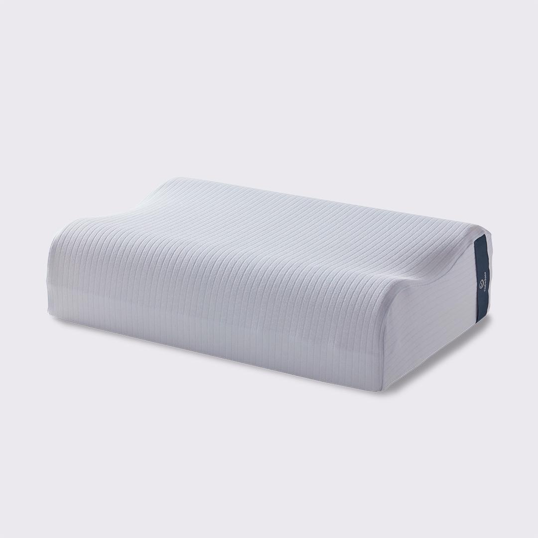 Travesseiro Cervical Viscoelástico Cia Do Sono