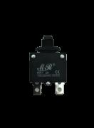 Disjuntor Termico Botao/chave com Reset 3a