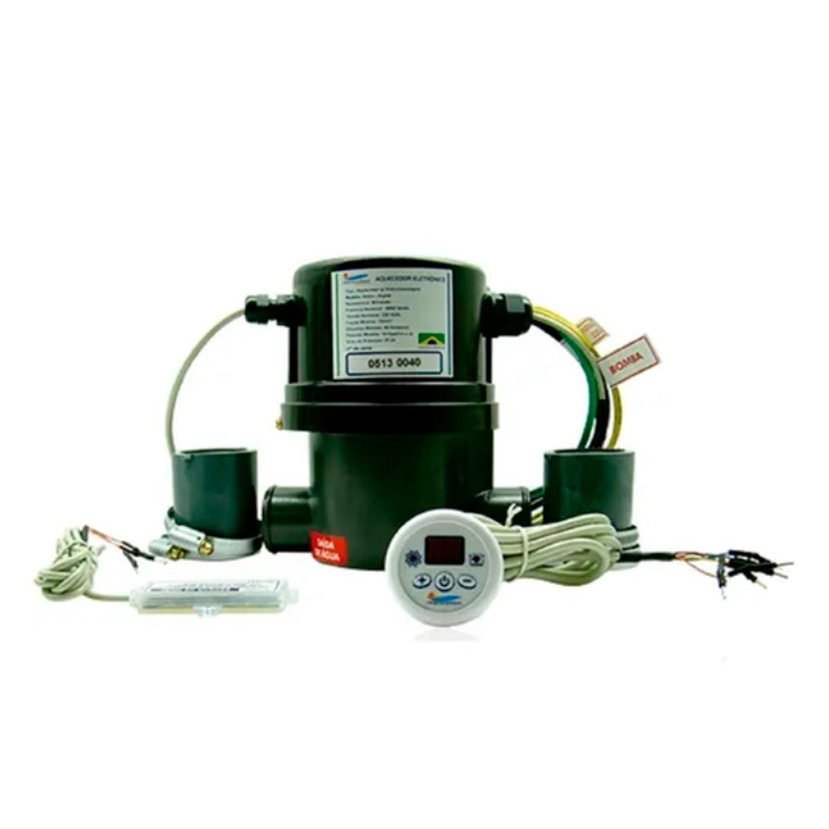 Aquecedor Hidroconfort Get 5000w 220v - Kit