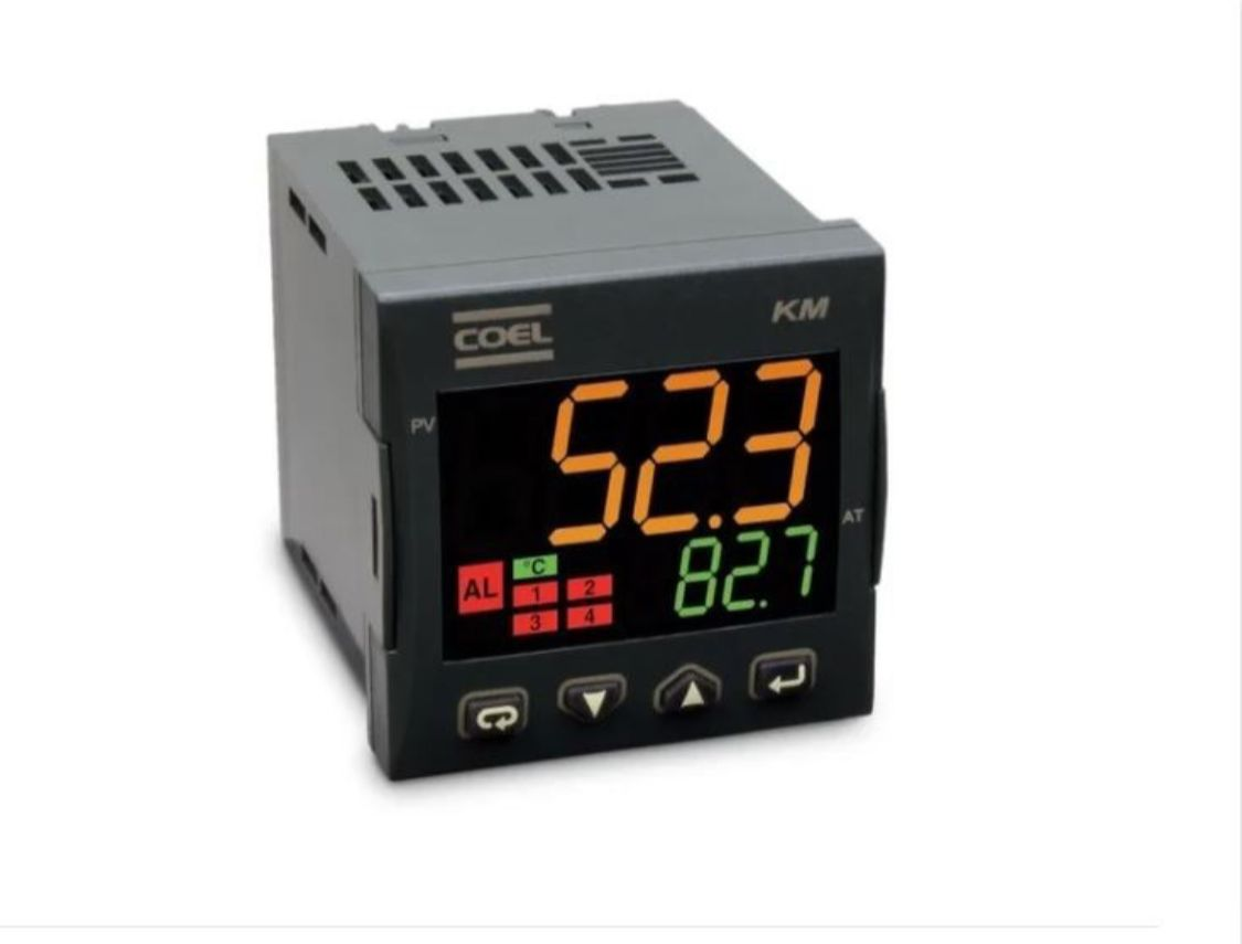 Controlador de Temperatura Km1, 100-240vca