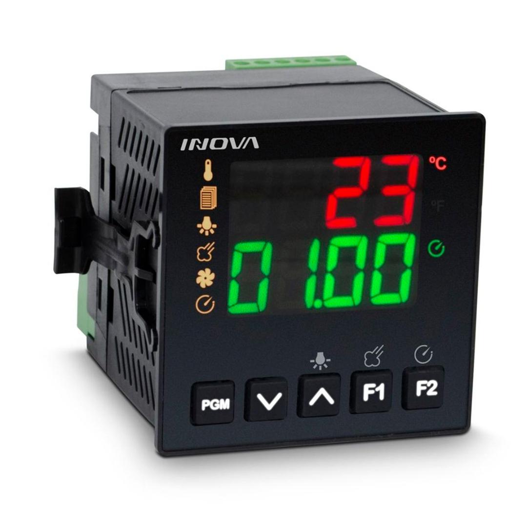 Controlador Digital de Temperatura Inv-yb1-13-j-h