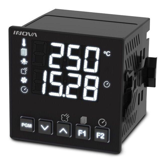 Controlador Digital Temperatura Inv-yb1-11-j-h