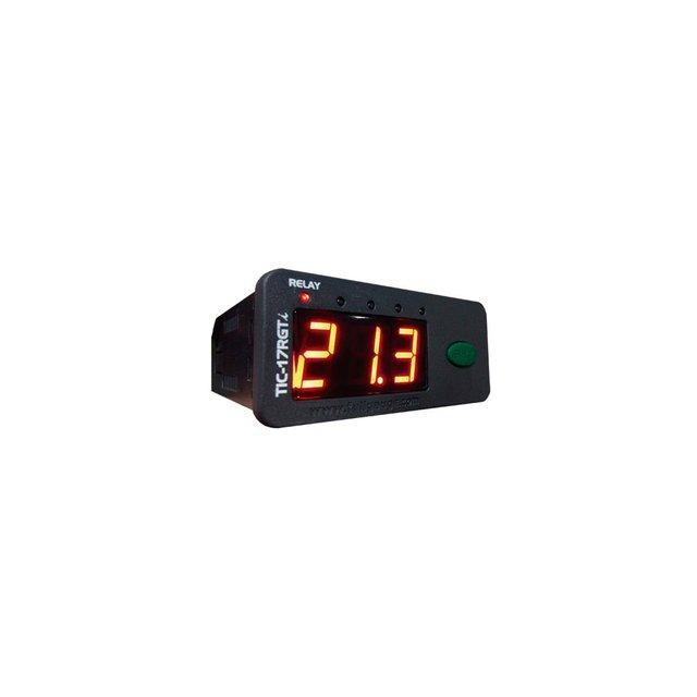 Controlador Temperatura Tic-17 Rgti Bivolt Full Gauge