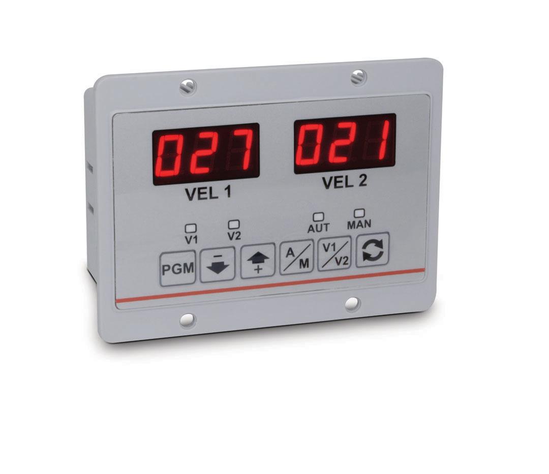 Controle de Tempo para Amassadeira 80~250 Vac