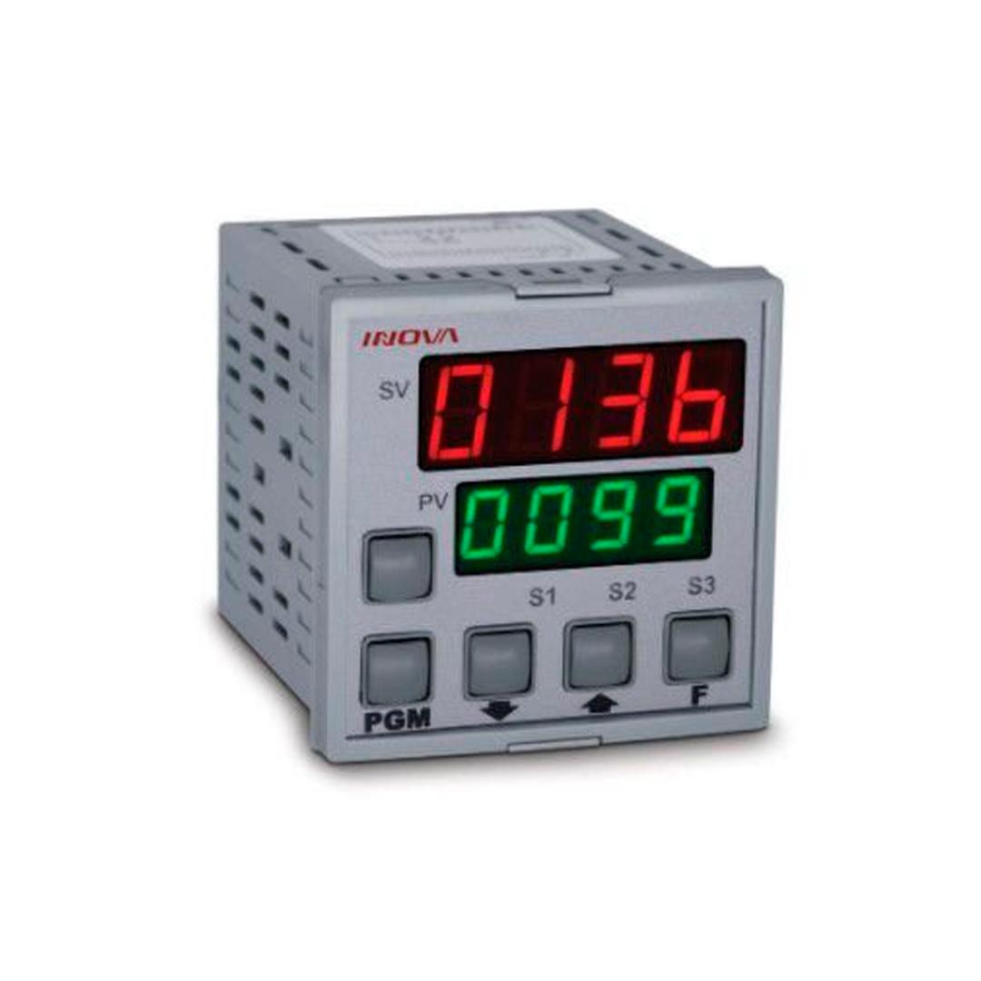 Inv-kb1-07-j-h-rrrr - Controlador Digital de Temperatura