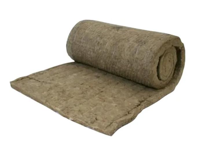 Manta Lã de Rocha 1,2x0,60m, 5cm Espessura