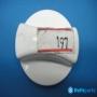 Botao Ar Condicionado Janela Springer Inovare Capacidades 10.000 Ate 12.000 Btu Branco